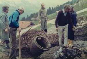 Arbeitstag am 4. und 5. Mai 1985