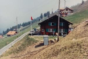 Arbeitstag Frühjahr 1988