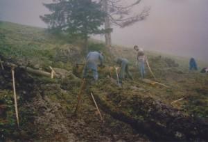 Arbeitstag Herbst 1992