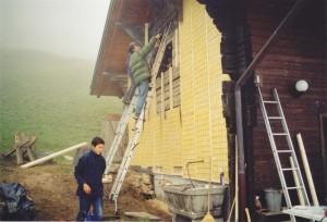 Umbau Herbst 2003